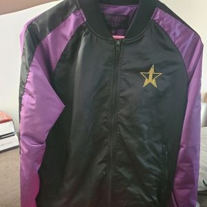 Jeffree Star Bloodlust bomber jacket